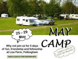 May Camp 2015